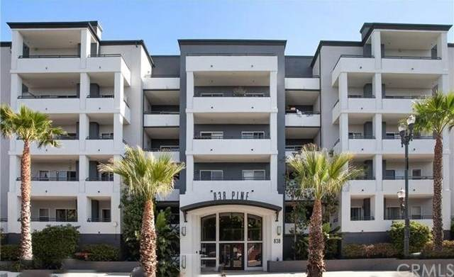 838 Pine Avenue #418, Long Beach, CA 90813 (#302618366) :: Whissel Realty