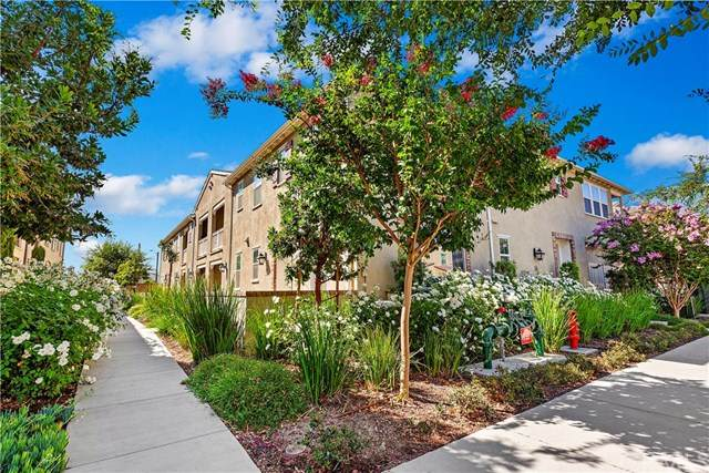 3250 E Yountville Drive #12, Ontario, CA 91761 (#302618605) :: Whissel Realty