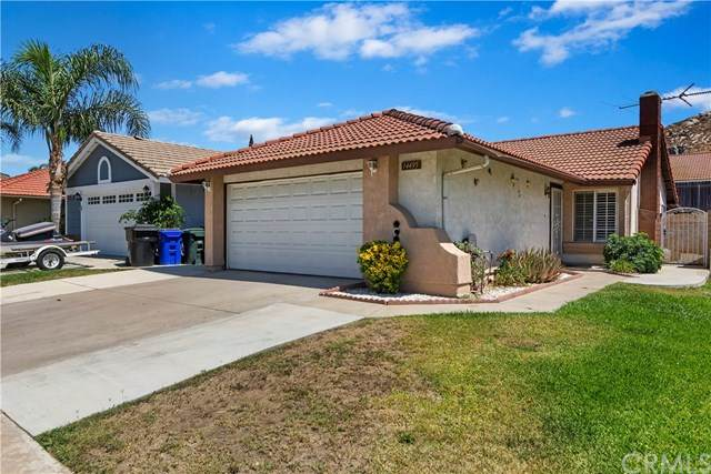 14495 Hillcrest Drive, Fontana, CA 92337 (#302618778) :: Whissel Realty