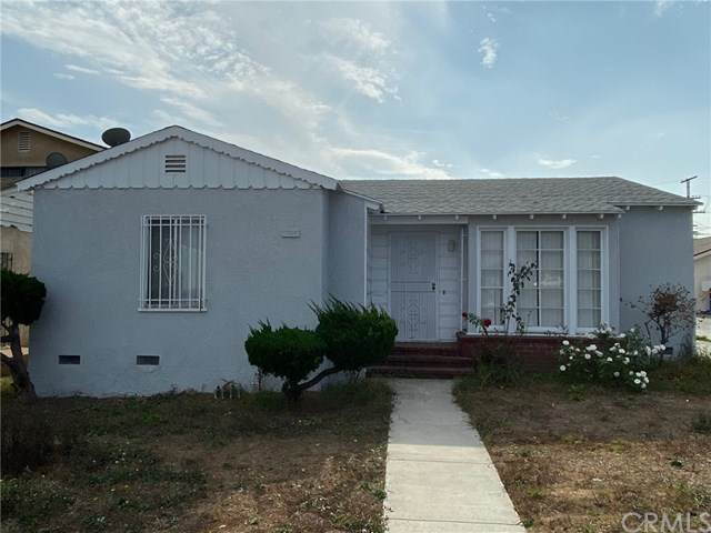 1654 W 104th Street, Los Angeles, CA 90047 (#302618834) :: Whissel Realty