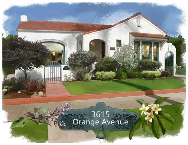 3615 Orange Avenue, Long Beach, CA 90807 (#302618936) :: Whissel Realty
