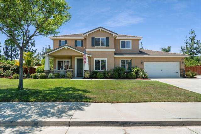 8309 Carriage Court, Riverside, CA 92508 (#302619441) :: Whissel Realty