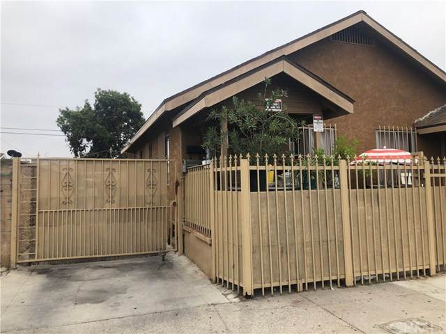 1236 Exposition Boulevard, Los Angeles, CA 90007 (#302619644) :: Whissel Realty