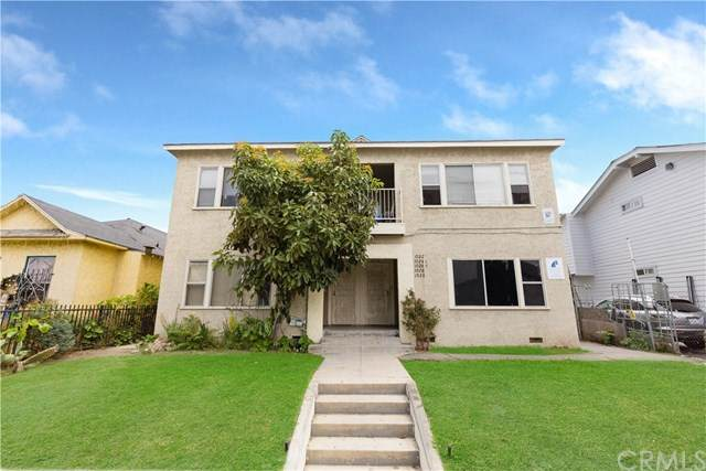 1022 Martin Luther King Jr Avenue, Long Beach, CA 90813 (#302619936) :: Whissel Realty