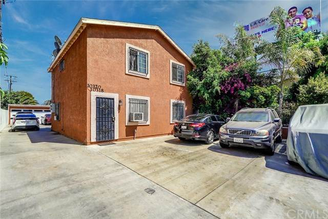 10318 S Normandie Avenue, Los Angeles, CA 90044 (#302620322) :: Whissel Realty