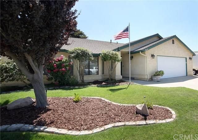 814 Rain Tree Court, Santa Maria, CA 93455 (#302620329) :: Whissel Realty