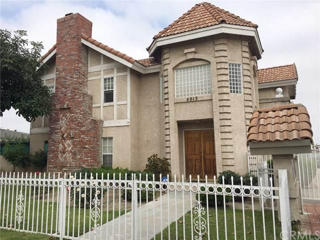 4013 Maxson Road, El Monte, CA 91732 (#302620375) :: Whissel Realty
