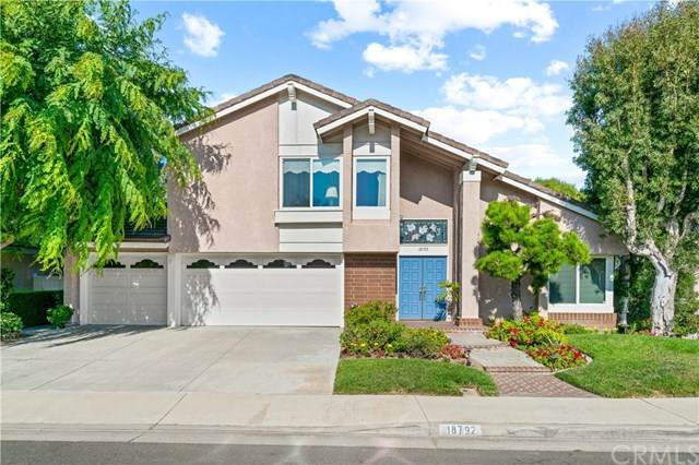 18792 Mount Schelin Circle, Fountain Valley, CA 92708 (#302620452) :: Whissel Realty