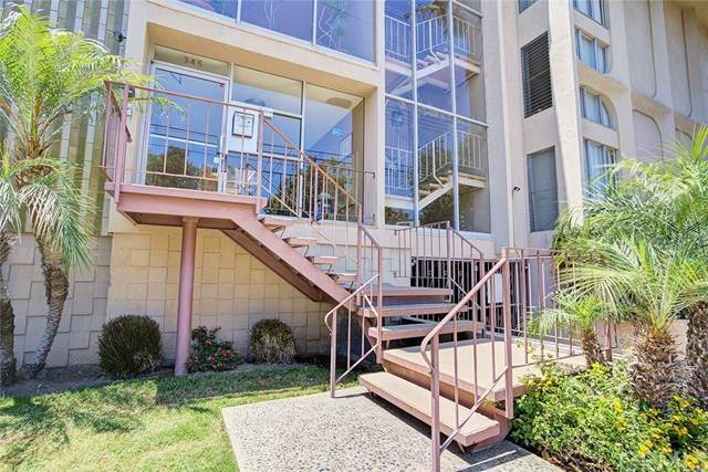 345 Wisconsin Avenue #203, Long Beach, CA 90814 (#302620604) :: Whissel Realty