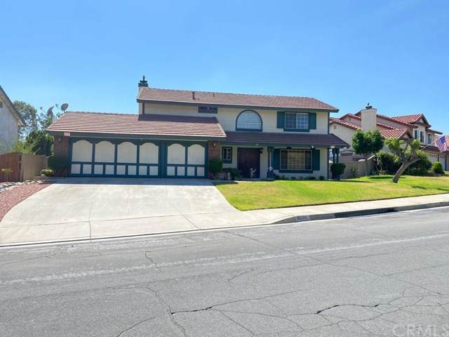 10701 Canyon Vista Road, Moreno Valley, CA 92557 (#302620873) :: Whissel Realty
