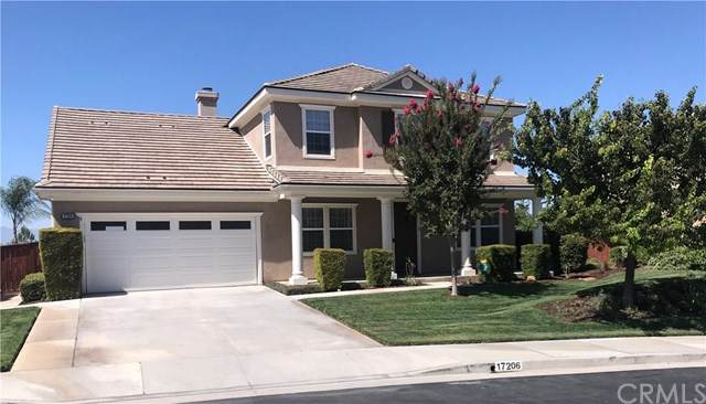 17206 Noble View Circle, Riverside, CA 92503 (#302621312) :: Whissel Realty