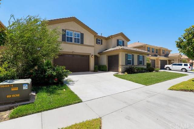 14641 Olite Drive, Eastvale, CA 92880 (#302621422) :: Whissel Realty