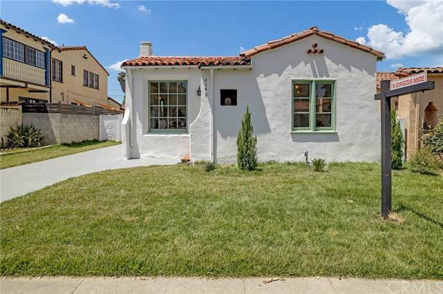 4145 5th Avenue, Leimert Park, CA 90008 (#302621955) :: Whissel Realty