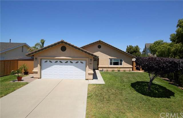 957 Moonlite Drive, Santa Maria, CA 93455 (#302622007) :: Whissel Realty