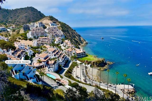 31 Camino De Flores #72, Avalon, CA 90704 (#302622087) :: Whissel Realty