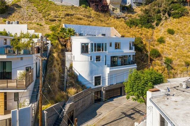 8445 Franklin Avenue, Hollywood Hills, CA 90069 (#302622178) :: Whissel Realty