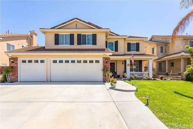 37936 Spur Drive, Murrieta, CA 92563 (#302622442) :: Wannebo Real Estate Group