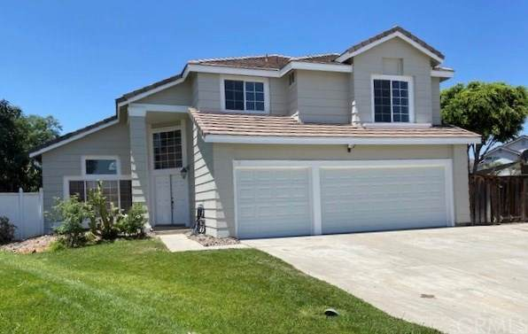 12799 Norwich Court, Moreno Valley, CA 92553 (#302622604) :: Whissel Realty