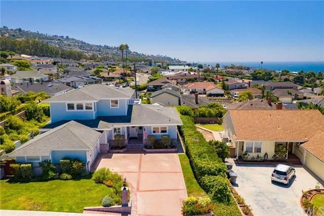 110 Via Pasqual, Redondo Beach, CA 90277 (#302622813) :: Whissel Realty