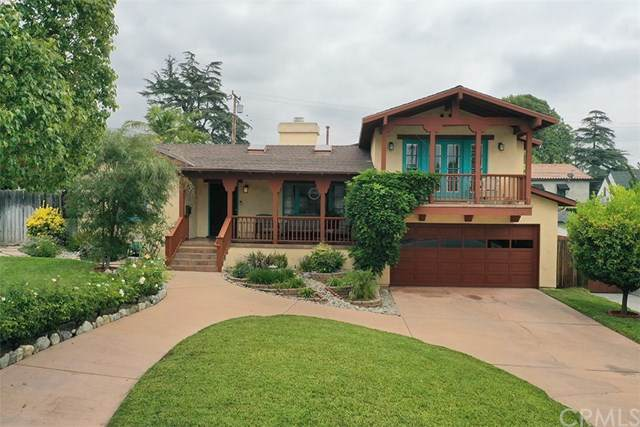 176 Mckinley Place, Monrovia, CA 91016 (#302623079) :: Whissel Realty