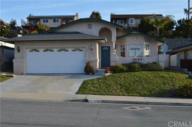 172 Irish Way, Pismo Beach, CA 93449 (#302623244) :: Whissel Realty