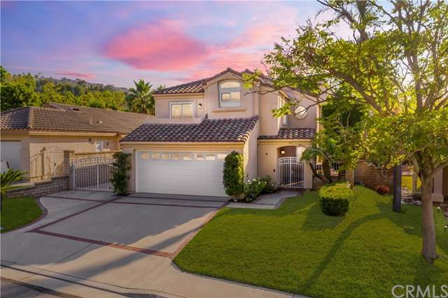 849 S Orchid Lane, Anaheim Hills, CA 92808 (#302623778) :: Whissel Realty