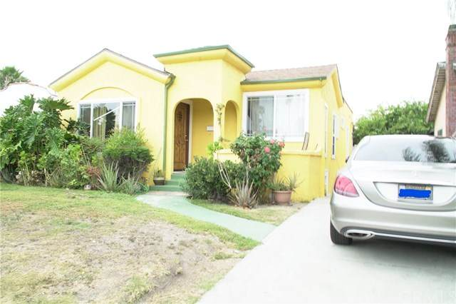 3883 3rd Avenue, Los Angeles, CA 90008 (#302623874) :: Whissel Realty