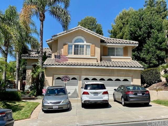 7541 E Hollow Oak Road, Anaheim Hills, CA 92808 (#302624219) :: Whissel Realty
