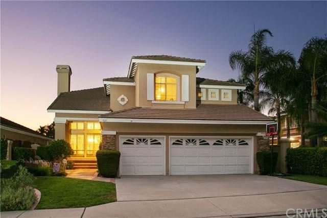 925 S Tristania Lane, Anaheim Hills, CA 92808 (#302624379) :: Whissel Realty