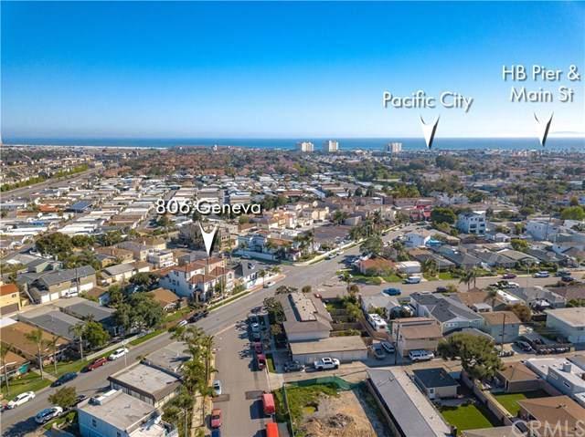 806 Geneva Avenue, Huntington Beach, CA 92648 (#302624437) :: Whissel Realty