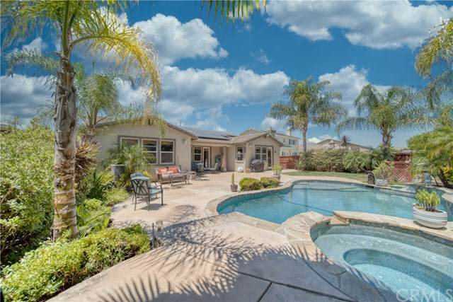 27186 Discovery Bay Drive, Menifee, CA 92585 (#302624760) :: Wannebo Real Estate Group