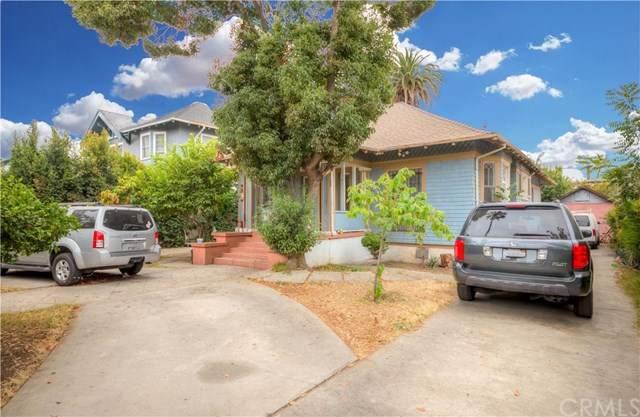 1735 S Hobart Boulevard, Los Angeles, CA 90006 (#302624976) :: Whissel Realty