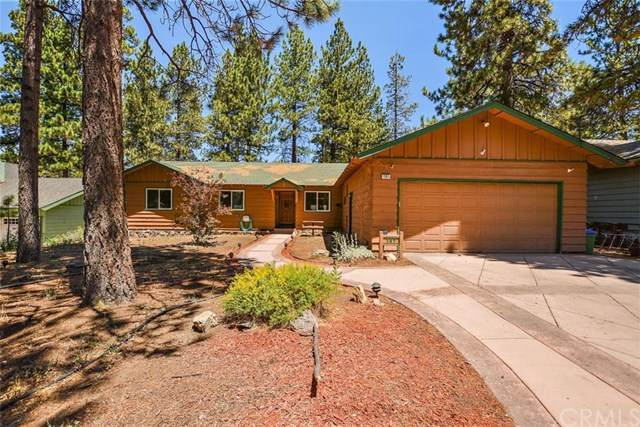 197 Finch Drive, Big Bear, CA 92315 (#302625109) :: COMPASS