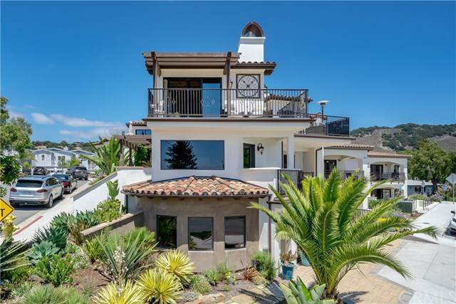 155 San Luis Street, Avila Beach, CA 93424 (#302625423) :: Whissel Realty