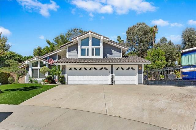 2500 Cap Court, Rowland Heights, CA 91748 (#302625509) :: Whissel Realty