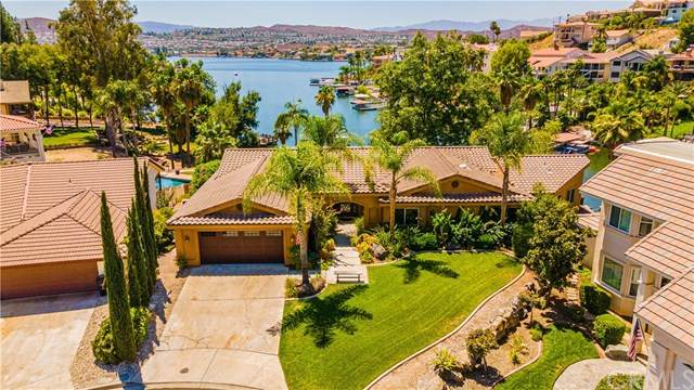 22801 Lassen Drive, Canyon Lake, CA 92587 (#302625723) :: Whissel Realty