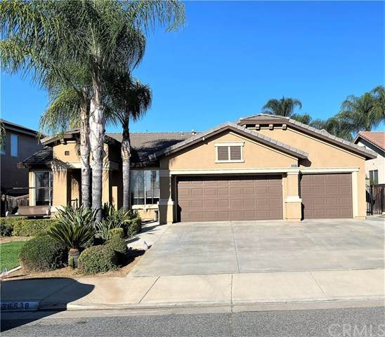 36538 Chantecler Road, Winchester, CA 92596 (#302626033) :: The Stein Group