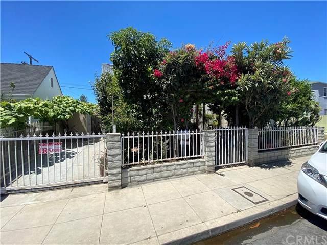 1927 Vineyard Avenue, Los Angeles, CA 90016 (#302626838) :: Whissel Realty