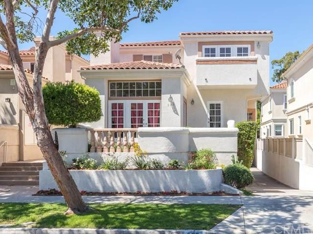 225 N IRENA Avenue #1, Redondo Beach, CA 90277 (#302626890) :: Whissel Realty