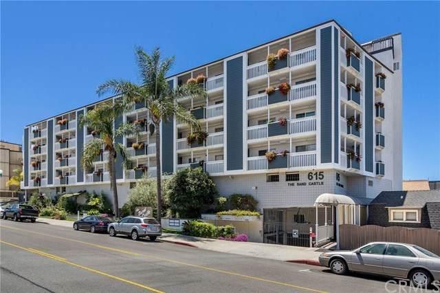 615 Esplanade #206, Redondo Beach, CA 90277 (#302627108) :: Whissel Realty