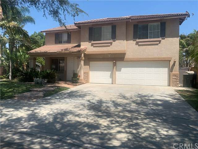 13505 Francesca Court, Chino, CA 91710 (#302627584) :: Whissel Realty