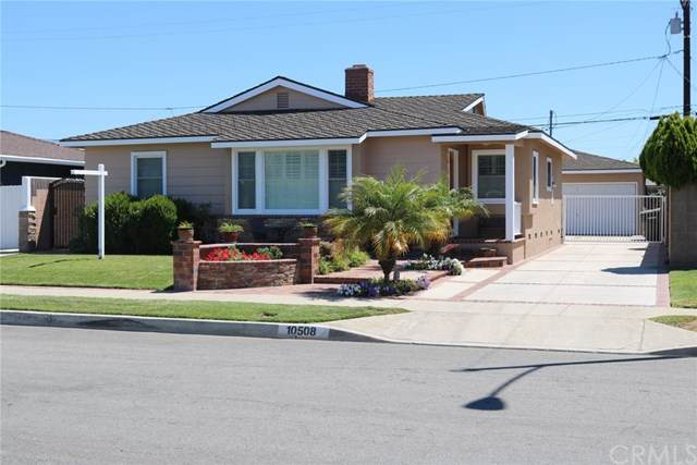 10508 Semora Street, Bellflower, CA 90706 (#302628046) :: Whissel Realty