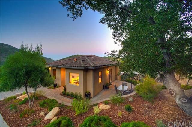 2915 Elderberry Lane, Avila Beach, CA 93424 (#302629186) :: Whissel Realty