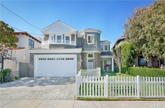 1431 8th Street, Manhattan Beach, CA 90266 (#302630201) :: Whissel Realty