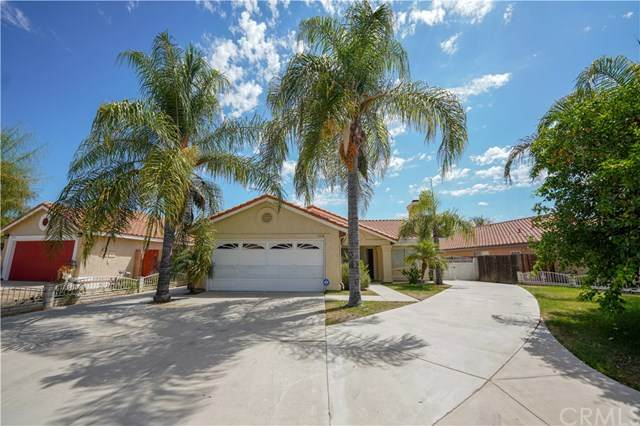 1576 Eagle Mountain Place, Hemet, CA 92545 (#302630413) :: Whissel Realty