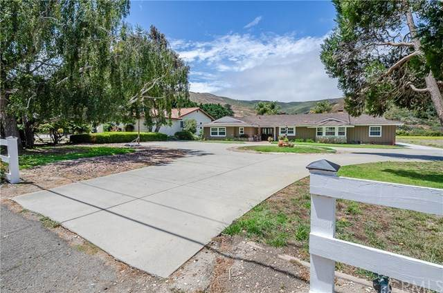 1395 San Miguelito Road, Lompoc, CA 93436 (#302630634) :: Whissel Realty