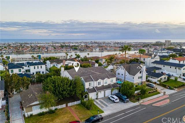 1701 Cliff Drive, Newport Beach, CA 92663 (#302631480) :: Whissel Realty