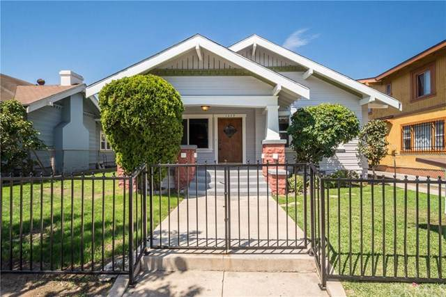 1537 Linden Avenue, Long Beach, CA 90813 (#302631569) :: Whissel Realty