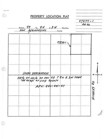 1 M W Hinkley, Hinkley, CA 92311 (#302631706) :: COMPASS
