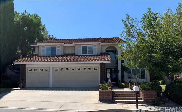 1837 Paseo Azul, Rowland Heights, CA 91748 (#302632039) :: Whissel Realty
